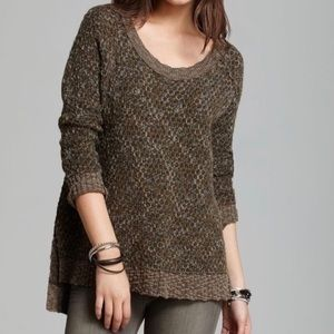 Free People Honeycomb Sweater